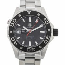 TAG Heuer Aquaracer Defender 34th Americas Cup 43 Automatic Steel