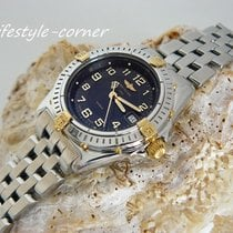 Breitling Wings Lady mit Pilotband & Breitling Papiere