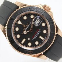 Rolex OYSTER PERPETUAL DATE YACHT-MASTER 18CT EVEROSE