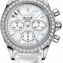 Omega De Ville Women's Watch 422.18.35.50.05.002