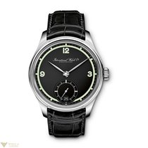 IWC Portuguese Hand-Wound 8 Days Edition Black «75th Anniversary»