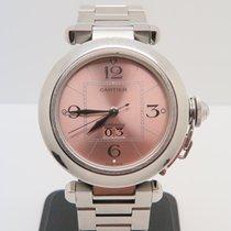 Cartier Pasha De Cartier Grand Date Pink Dial Ref. 2475