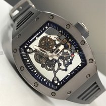 Richard Mille - Bubba Watson RM055Ti-Tic Titanium