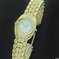 Chopard 18k Yellow Gold Diamond Gstaad 32/5121