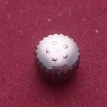 Eterna Krone in Stahl, wasserdicht Durchmesser: 4,98mm
