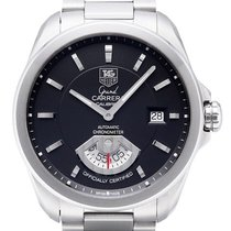 TAG Heuer Grand Carrera Calibre 6RS Date WAV511A.BA0900