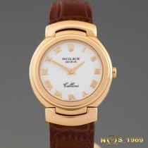 Rolex Cellini 18 K Solid Gold Ref.6621 Lady 2003 Year Box...