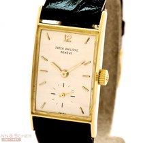 Patek Philippe Vintage Gondolo Ref-2554-1 18k Yellow Gold Bj-1955