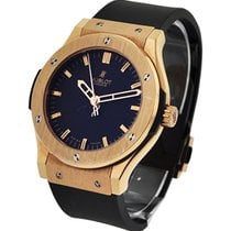 Hublot Classic Fusion 45mm Red Gold King Gold Automatic