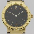 Bulgari 18k GOLD & STEEL