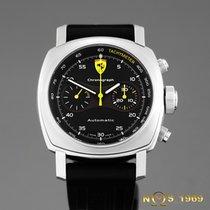 Panerai Ferrari Chronograph 45mm LIMITED EDYTION 700 BOX&P...