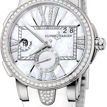 Ulysse Nardin Executive Dual Time Ladies 243-10B-3C-391