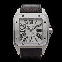 Cartier Santos 100 XL Stainless Steel Gents 2656