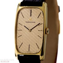Jaeger-LeCoultre Vintage Rectangular Gentlemans Watch Ref-9107...