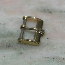 Eberhard & Co. vintage buckle rose gold plated inner 16 mm
