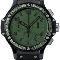 Hublot Big Bang 41mm Black Tutti Frutti · Dark Green 341.CV.52...