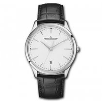 Jaeger-LeCoultre Master Ultra Thin Automatic Date Mens watch...