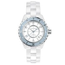 Chanel J12 Soft Blue Automatic Ladies