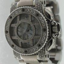 Aquanautic wristwatch set with diamond