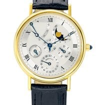 Breguet Classique Perpetual Calendar 18K Yellow Gold Men's...