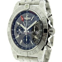 Breitling AB042011|BB56|375A CHRONOMAT 44MM GMT STAINLESS...