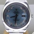 Rolex Day-Date II Platinum - Diamond dial