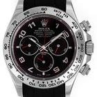 Rolex Cosmograph Daytona Men's 18k White Gold Chronograph...