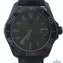 TAG Heuer Aquaracer Calibre 5  Black Phantom