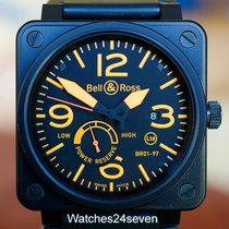 Bell & Ross BR01-97 Aviation Power Reserve Limited Edition...