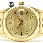 Rolex Datejust Yellow Gold