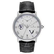 Blancpain Men's Villeret Half Time Zone Watch