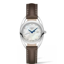 Longines Ladies L61374872 Equestrian 23mm Watch
