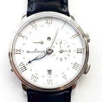 Blancpain Villeret Reveil GMT Automatic 6640-1127-55B