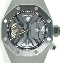 Audemars Piguet Royal Oak Concept Tourbillon GMT Titanium and...