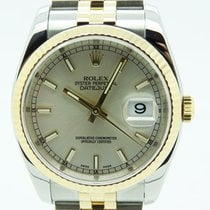 Ρολεξ (Rolex) Datejust 116233 Acero y oro