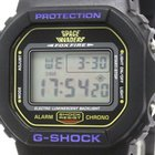 Casio G-shock Space Invaders Ltd Edition Watch Dw-5600vtsi...