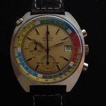 Lemania Automatic Chronograph Lemania Wakmann 70's