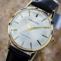 Seiko Liner Manual Hand Winding Japanase Vintage Watch Gold...