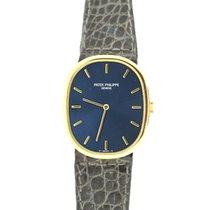 Patek Philippe Ellipse Medium size blue dial