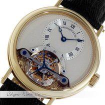 Breguet Classic Grand Complications Tourbillon Gelbgold...