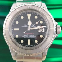 Rolex Submariner Date Ref.1680 Red unpolished/first owner/ box...