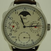 IWC Perpetual Calender Moon Phase Boutique Limited edition