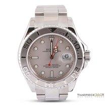 Rolex Yacht Master Steel & Platinum