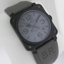 Bell & Ross Instrument Automatic Stainless Steel BR-03-92...