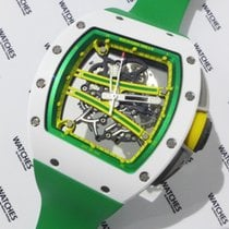 Richard Mille Yohan Blake Asia Limited White Ceramic - RM61-01...