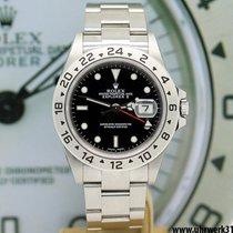 Rolex Explorer II Stahl Ref :16570T von 2004-2005  Rolex Box