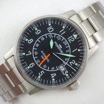Fortis Flieger GMT Automatic - Box & Papiere - NOS