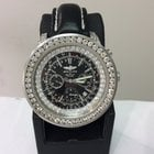 Breitling Ref. A25362 Bentley Motors 52mm Chronograph W/ 10cts...
