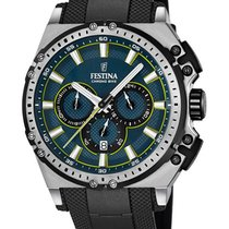 Festina F16970/3 Chrono-Bike 2016 44mm 10ATM