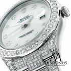 Rolex Men's Rolex Diamond Datejust Ii Luxury Watch With...